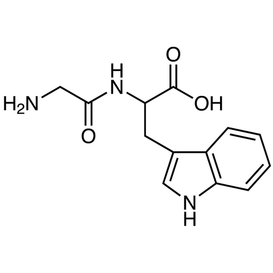 Glycyl-DL-tryptophan