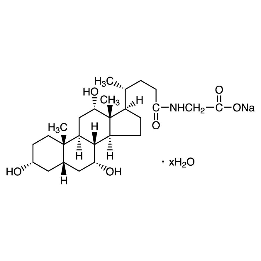 Sodium Glycocholate Hydrate