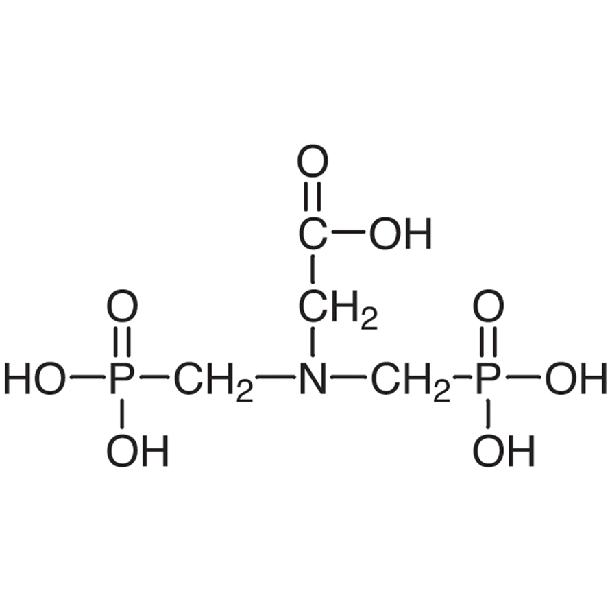Glycine-N,N-bis(methylenephosphonic Acid)