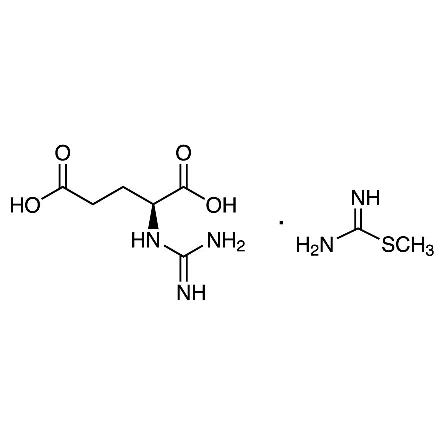 (S)-(-)-2-Guanidinoglutaric Acid S-Methylisothiourea Salt