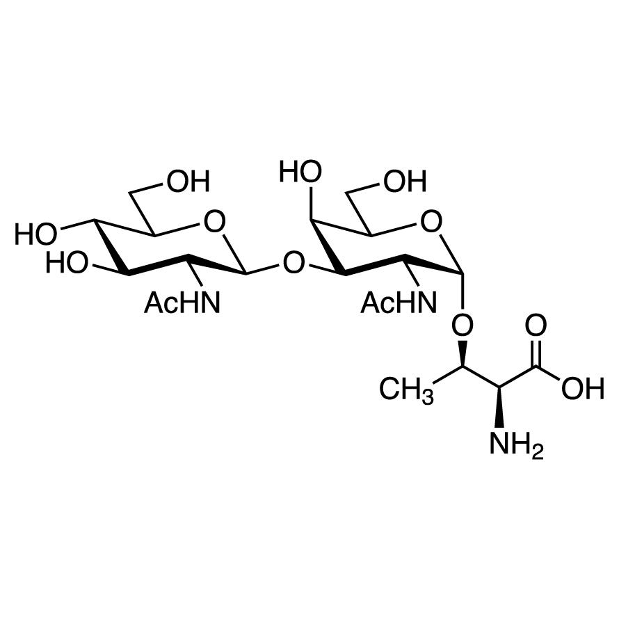 GlcNAc(1-3)GalNAc--Thr