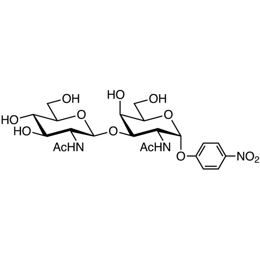 GlcNAc(1-3)GalNAc--pNP
