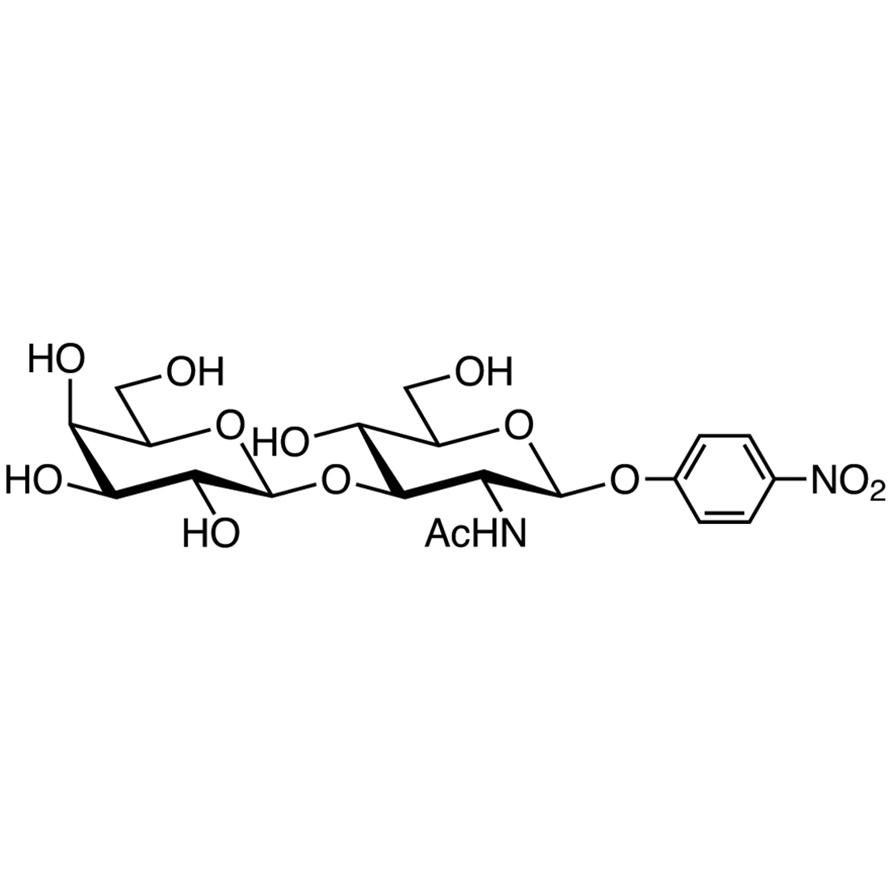 Gal(1-3)GlcNAc--pNP