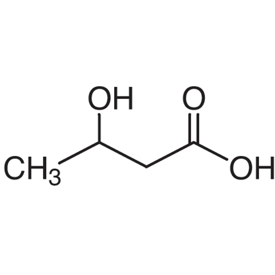 DL-3-Hydroxybutyric Acid (contains Polymolecular esterification product)