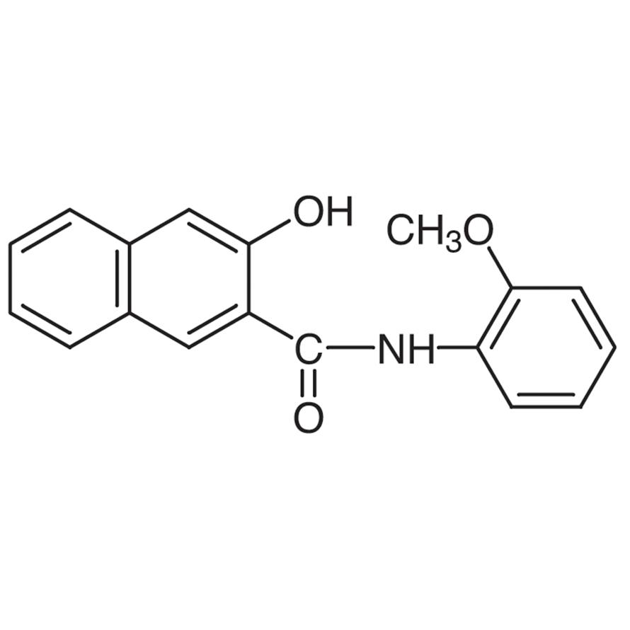 3-Hydroxy-2'-methoxy-2-naphthanilide