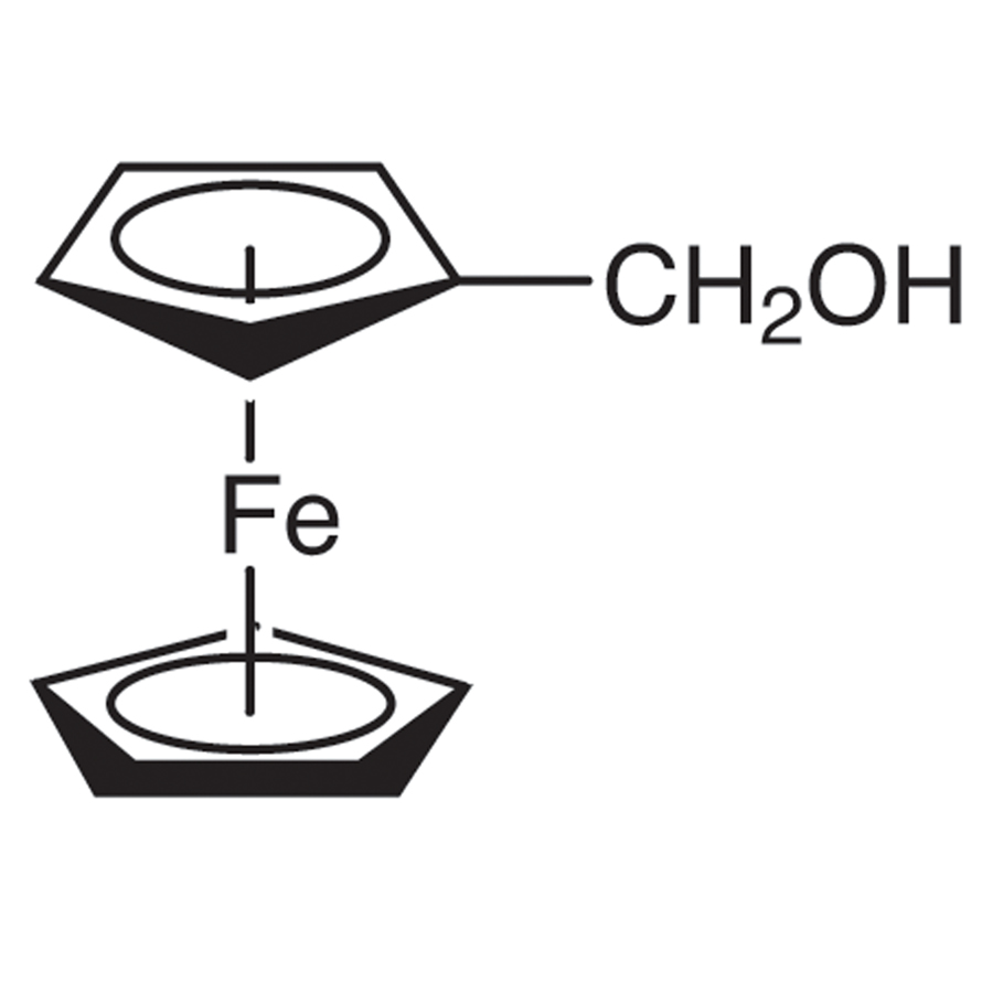 Hydroxymethylferrocene