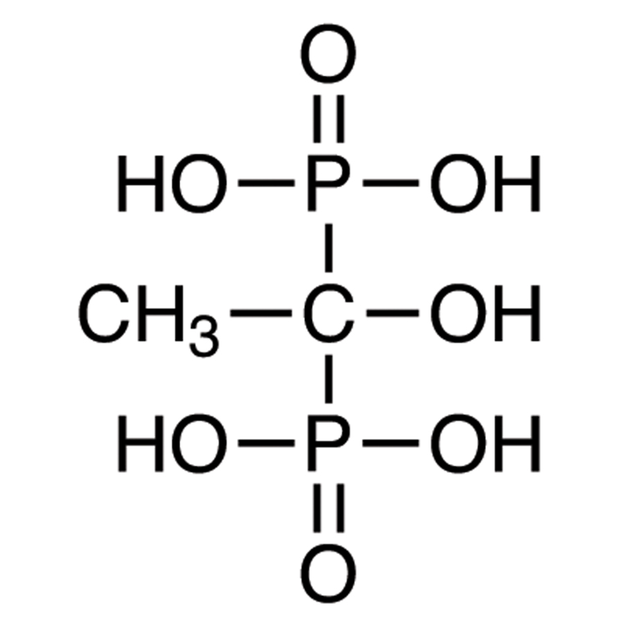 1-Hydroxyethane-1,1-diphosphonic Acid (ca. 60% in Water, ca. 4.2mol/L)