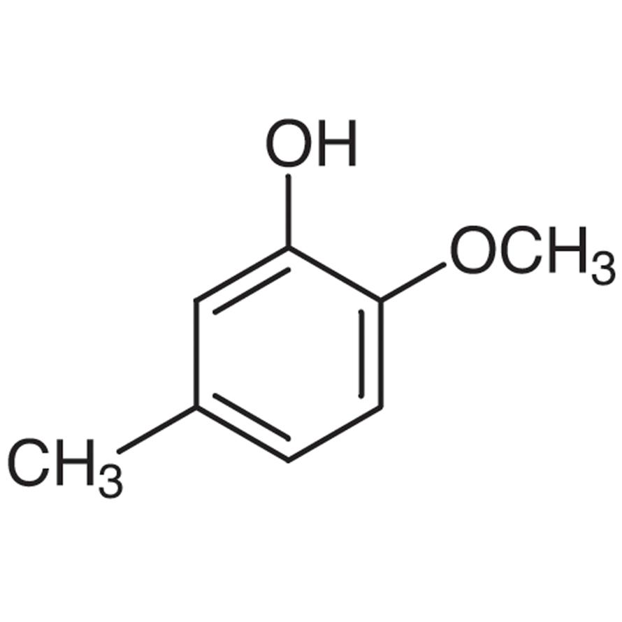 2-Methoxy-5-methylphenol