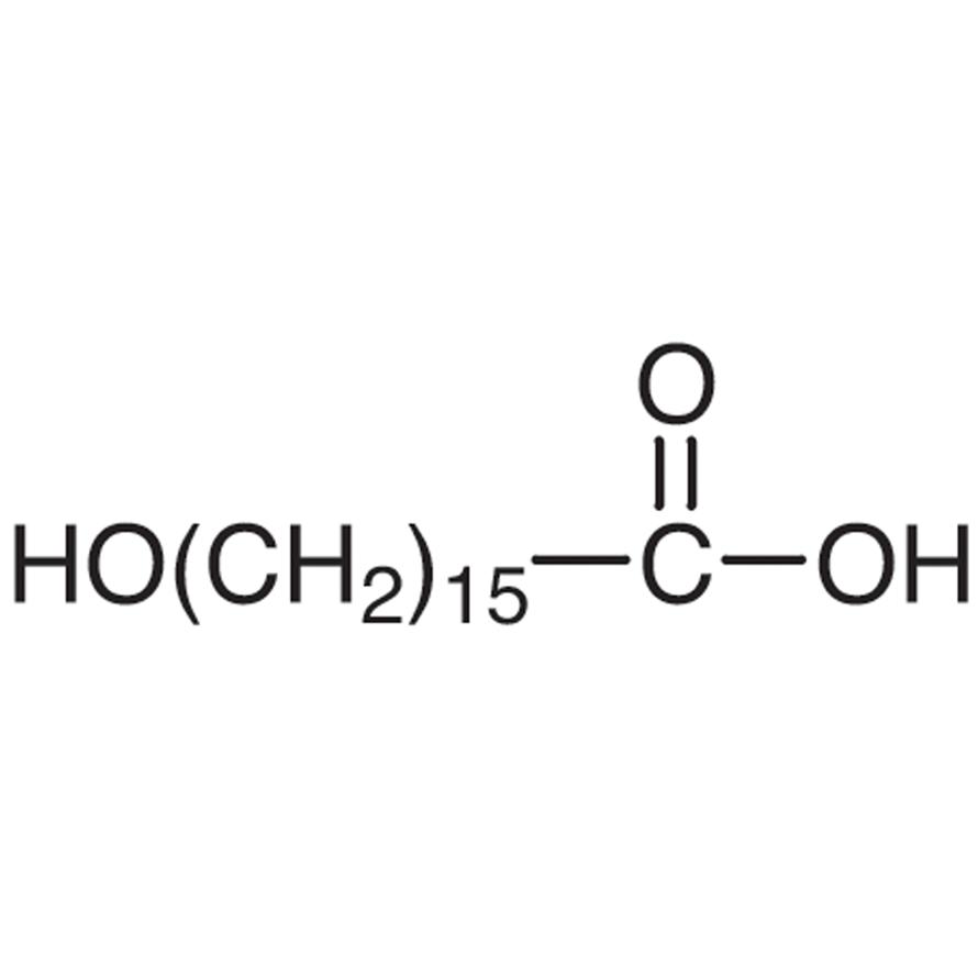 16-Hydroxyhexadecanoic Acid