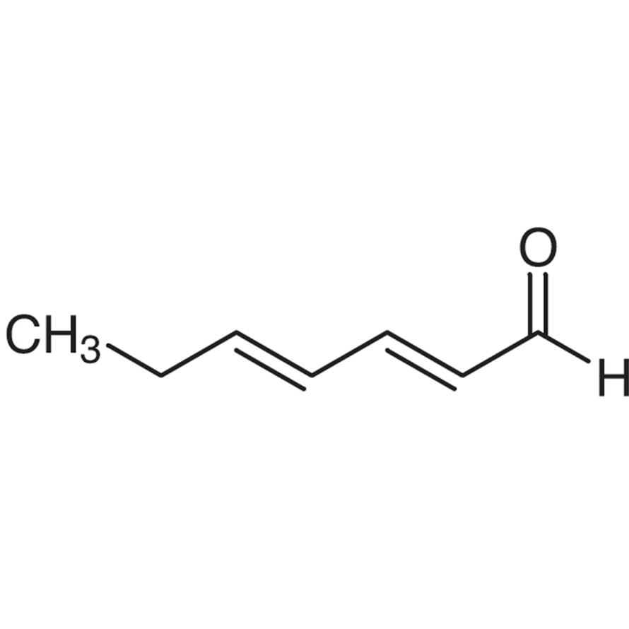 trans,trans-2,4-Heptadienal