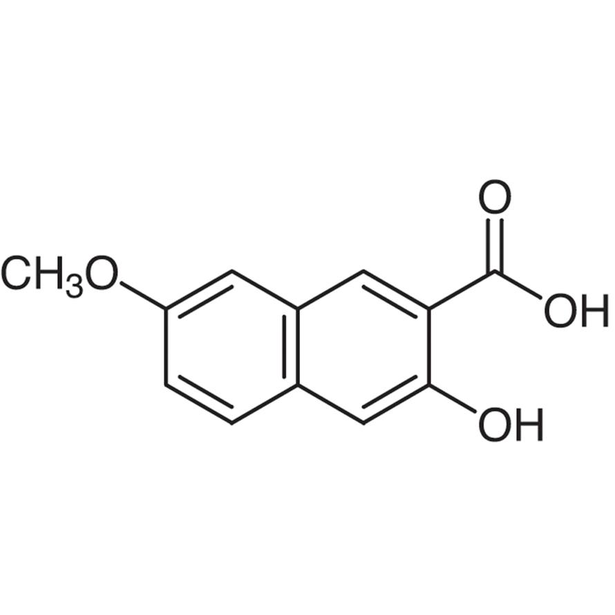 3-Hydroxy-7-methoxy-2-naphthoic Acid