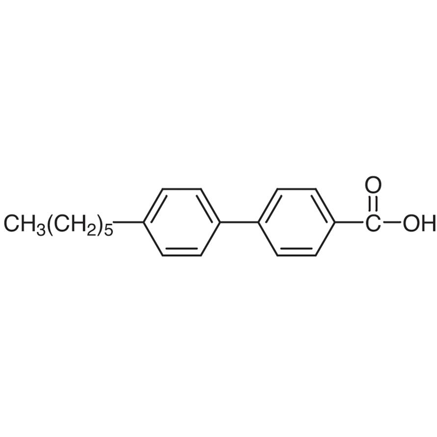 4-(4-Hexylphenyl)benzoic Acid