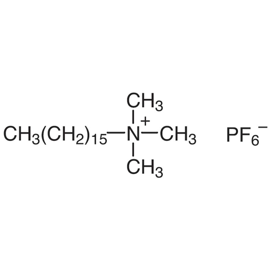 Hexadecyltrimethylammonium Hexafluorophosphate