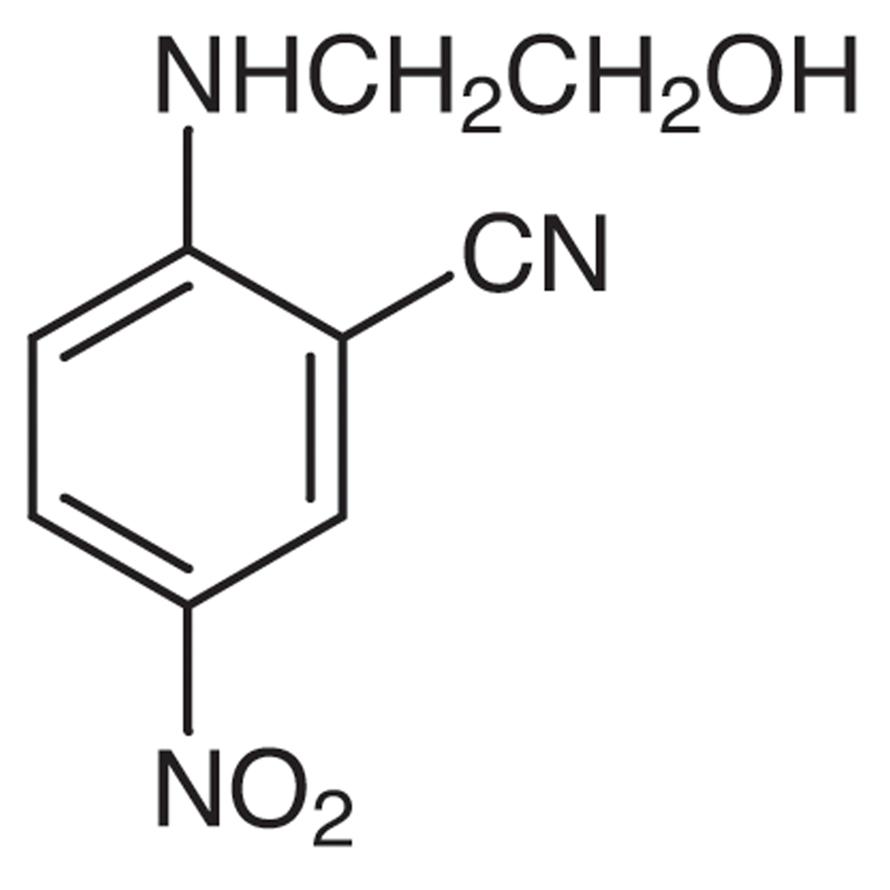 N-(2-Hydroxyethyl)-2-cyano-4-nitroaniline