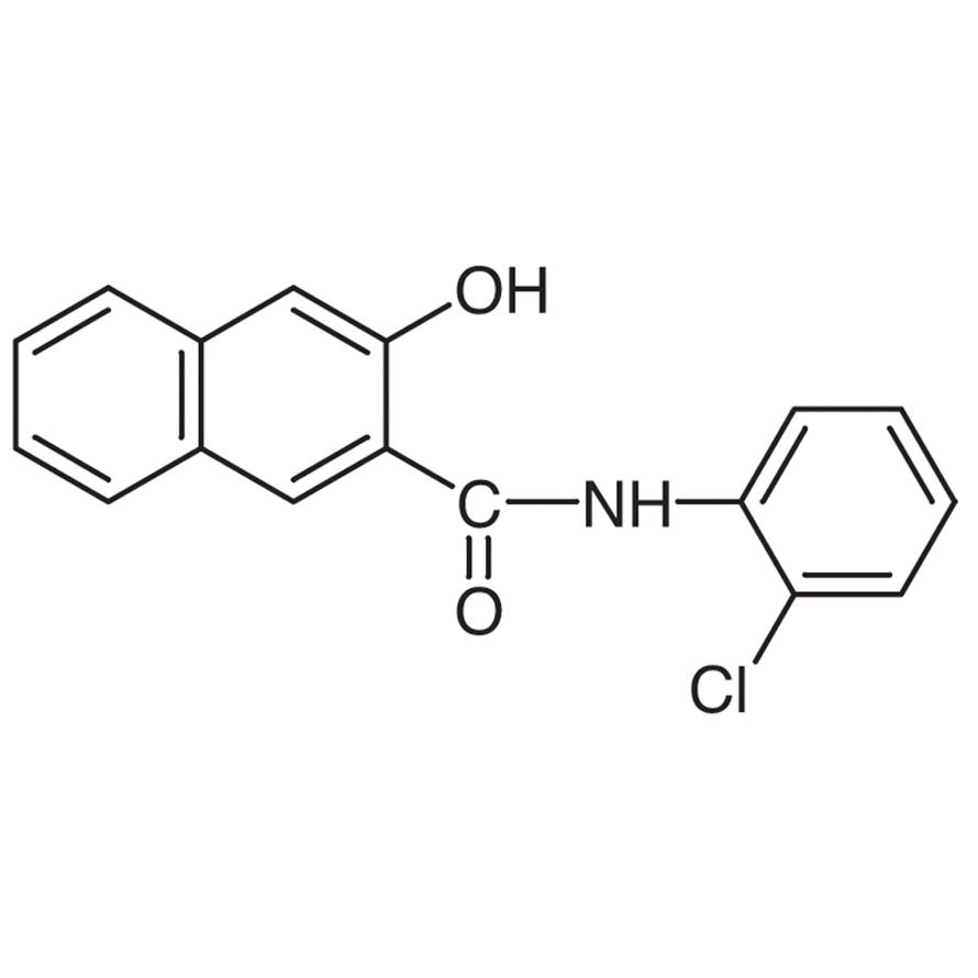 3-Hydroxy-2-naphthoic Acid 2-Chloroanilide