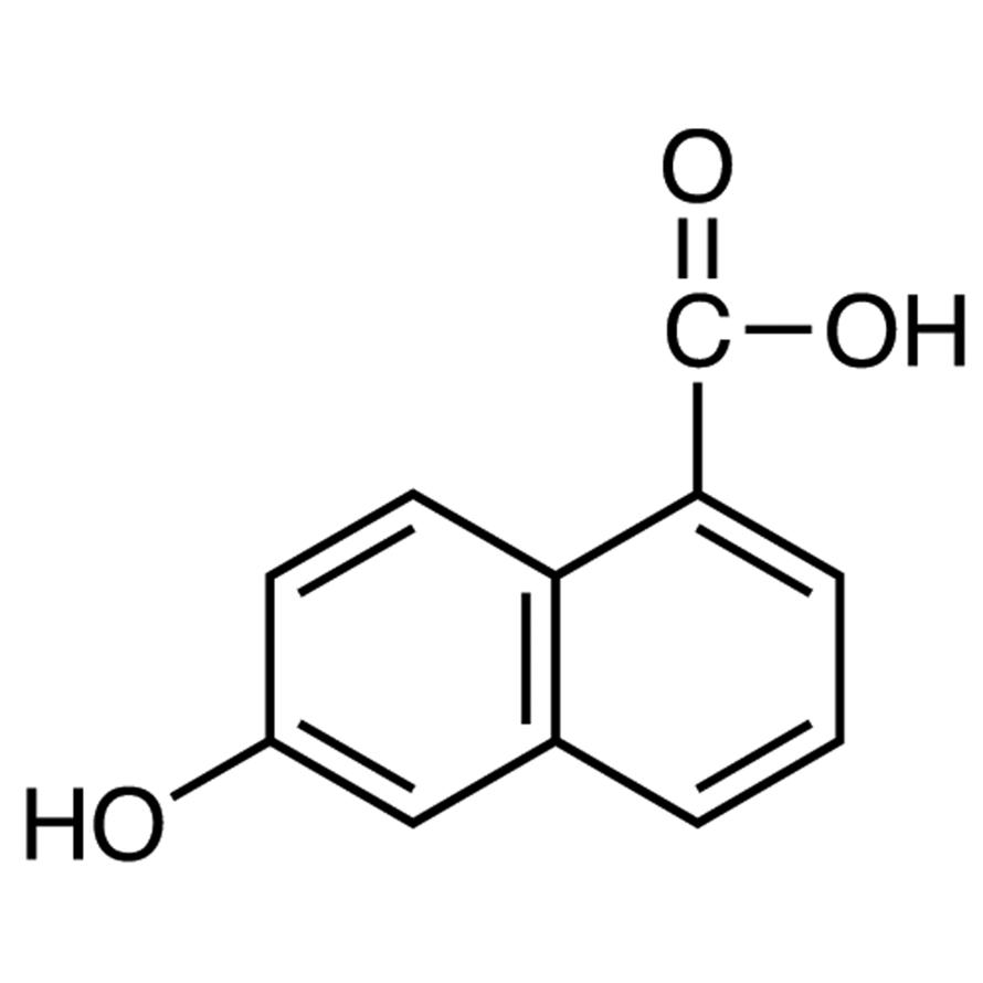 6-Hydroxy-1-naphthoic Acid