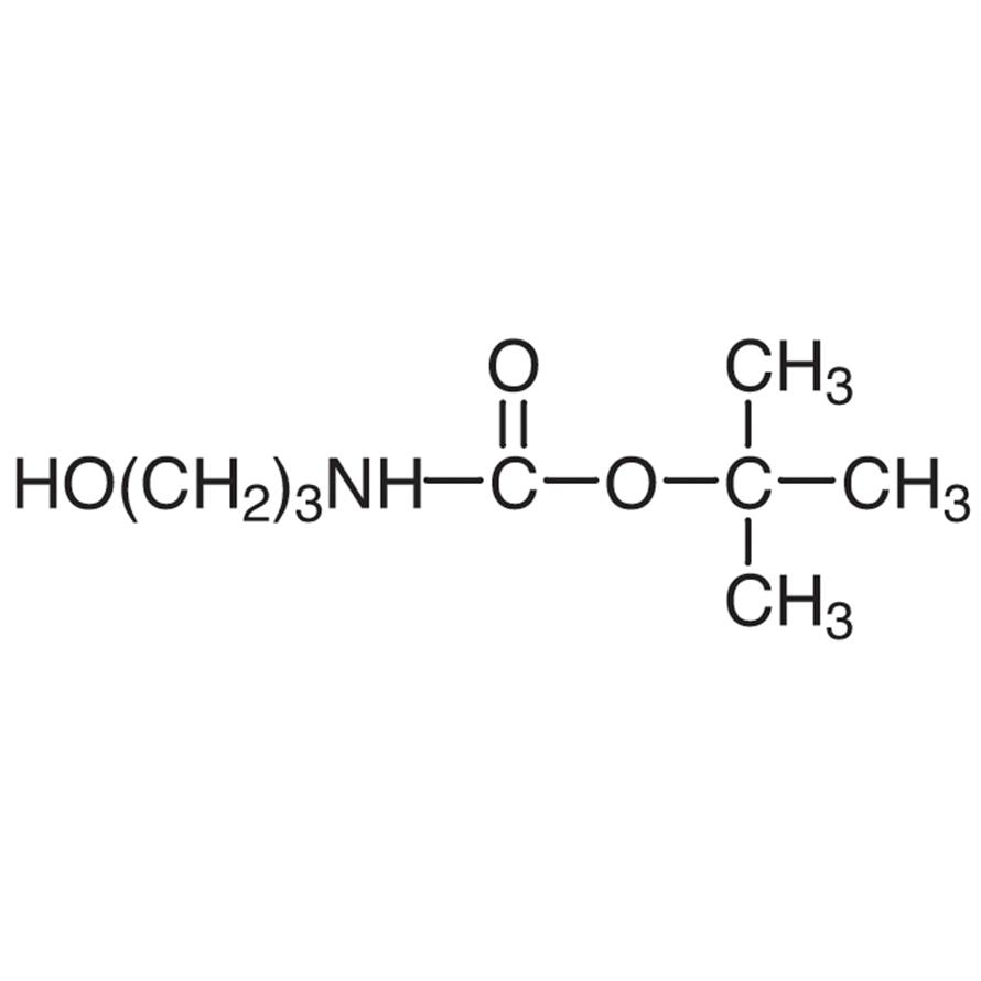 3-(tert-Butoxycarbonylamino)-1-propanol