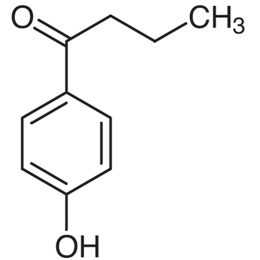 4'-Hydroxybutyrophenone