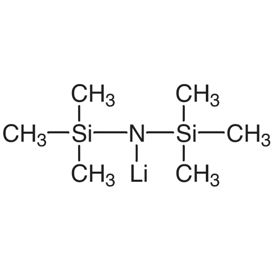 Lithium Bis(trimethylsilyl)amide (ca. 26% in Tetrahydrofuran, ca. 1.3mol/L)