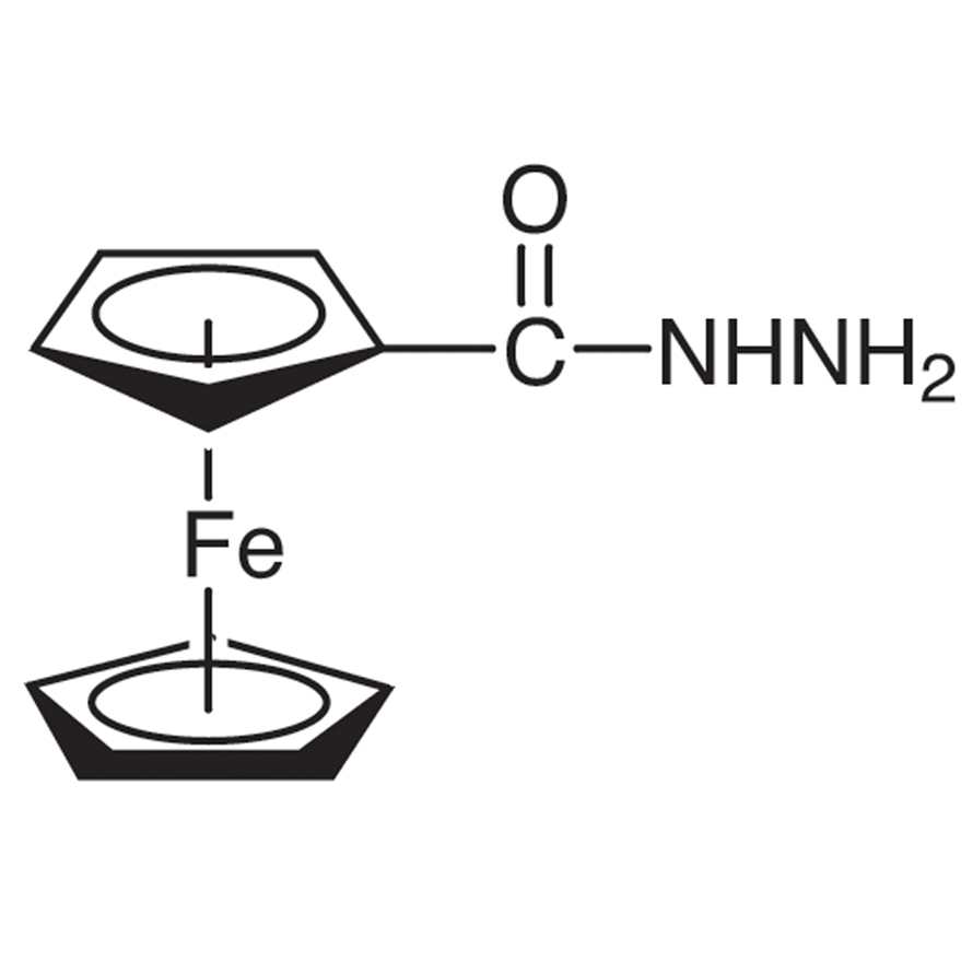 (Hydrazinocarbonyl)ferrocene [for HPLC Labeling]