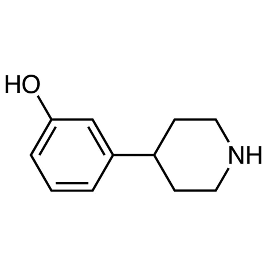 4-(3-Hydroxyphenyl)piperidine