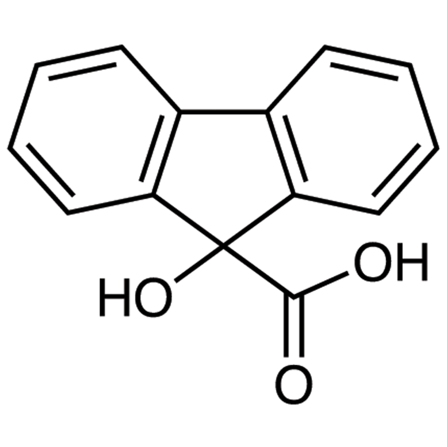 9-Hydroxyfluorene-9-carboxylic Acid