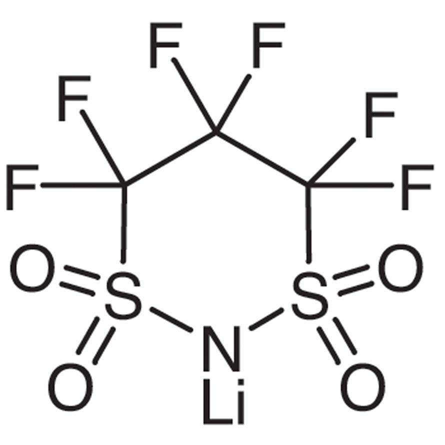 Lithium 1,1,2,2,3,3-Hexafluoropropane-1,3-disulfonimide