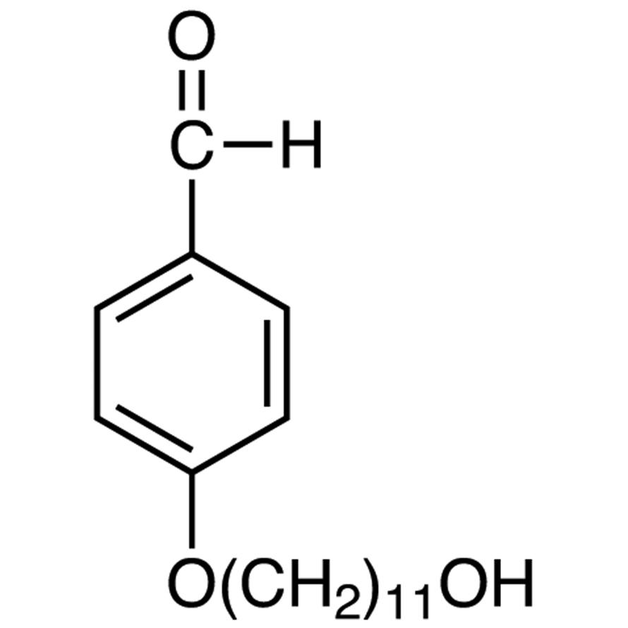 4-(11-Hydroxyundecyloxy)benzaldehyde