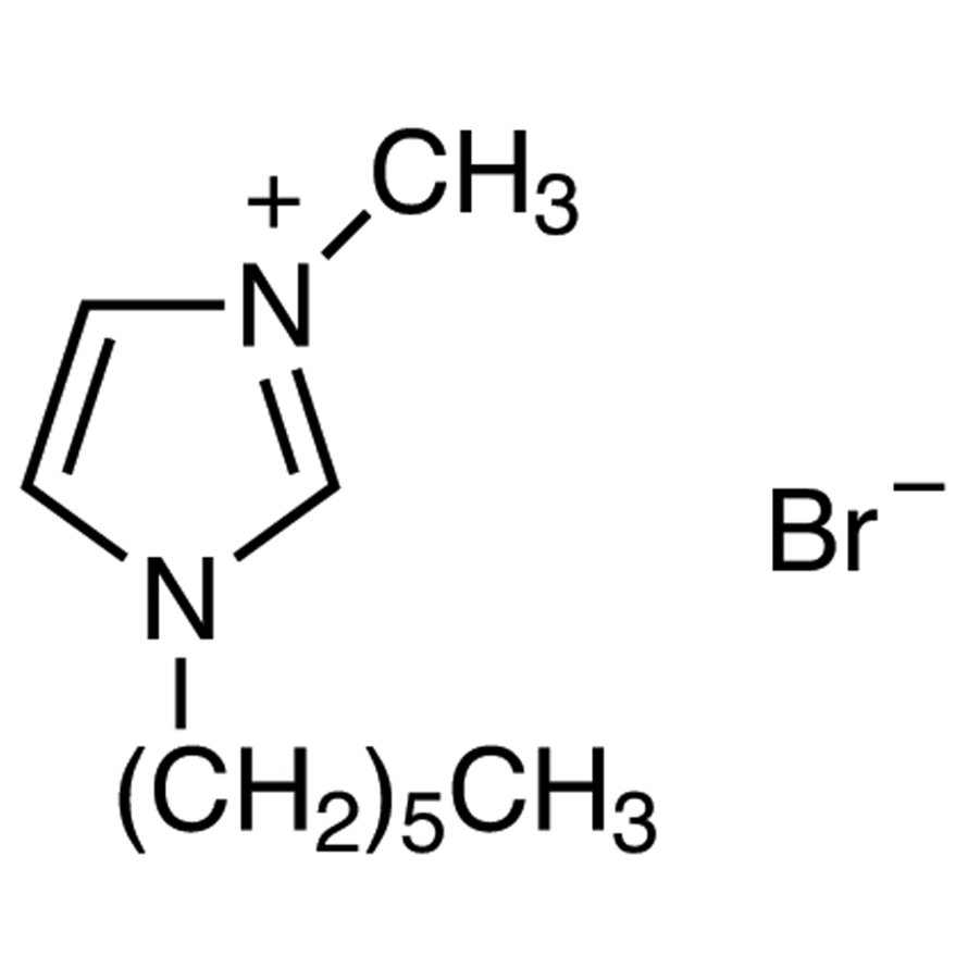 1-Hexyl-3-methylimidazolium Bromide