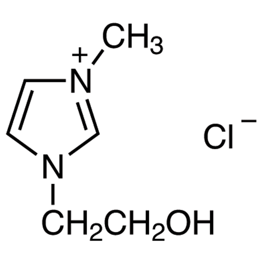 1-(2-Hydroxyethyl)-3-methylimidazolium Chloride