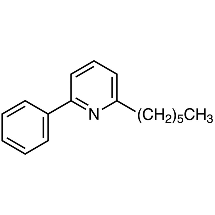 2-Hexyl-6-phenylpyridine