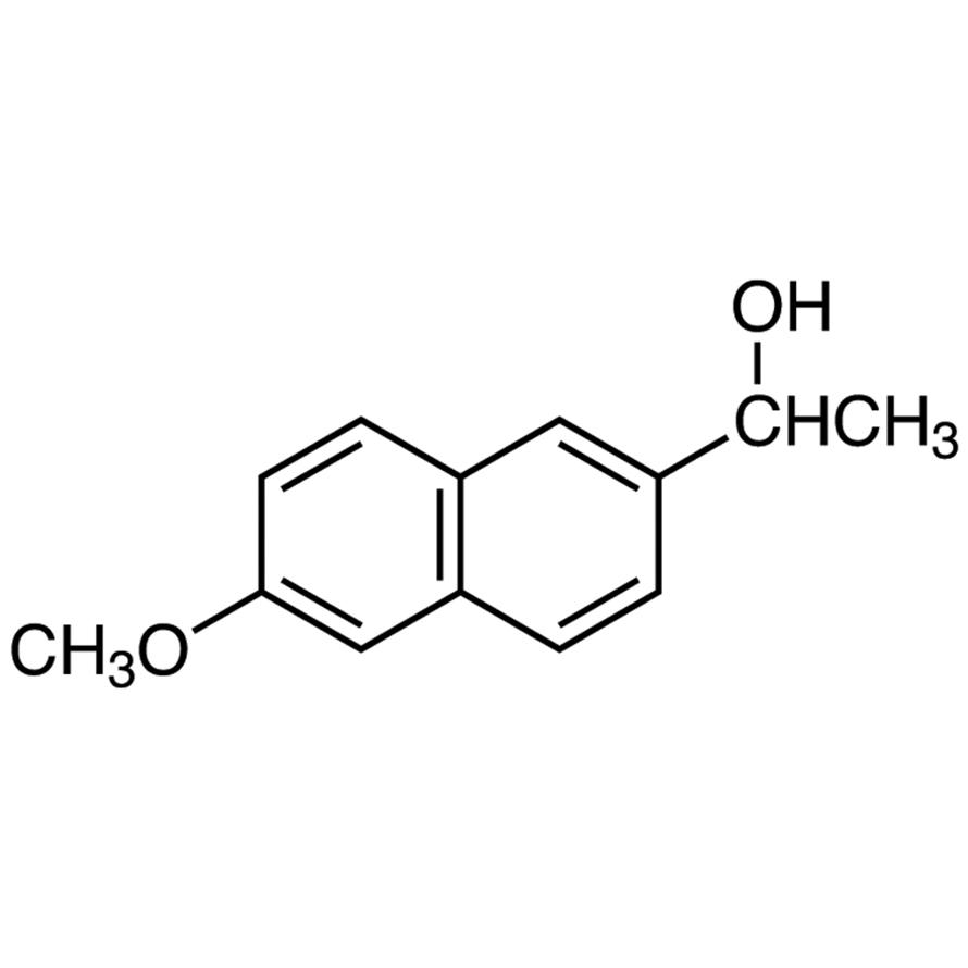 2-(1-Hydroxyethyl)-6-methoxynaphthalene