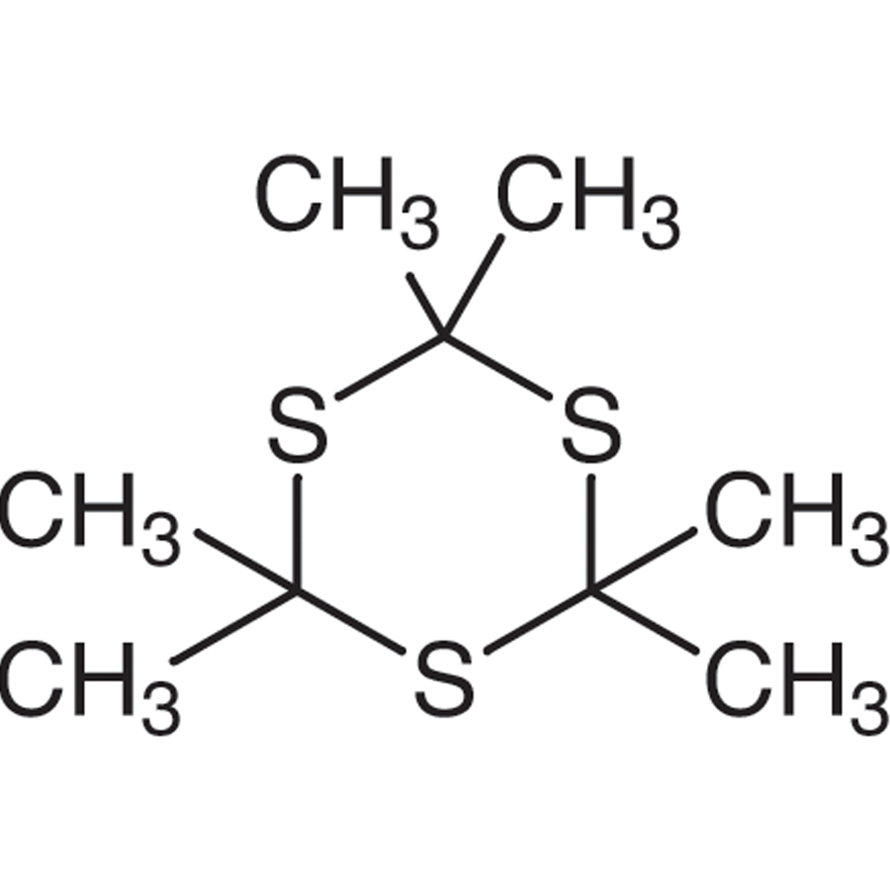 2,2,4,4,6,6-Hexamethyl-1,3,5-trithiane