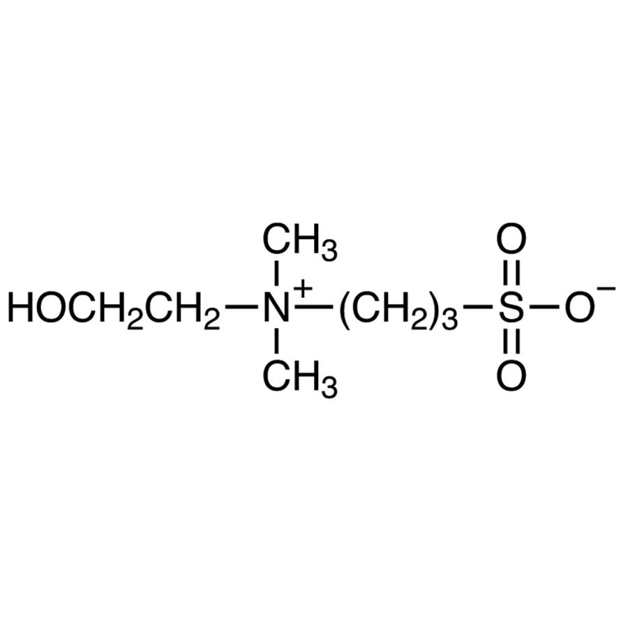(2-Hydroxyethyl)dimethyl(3-sulfopropyl)ammonium Hydroxide Inner Salt [for Biochemical Research]