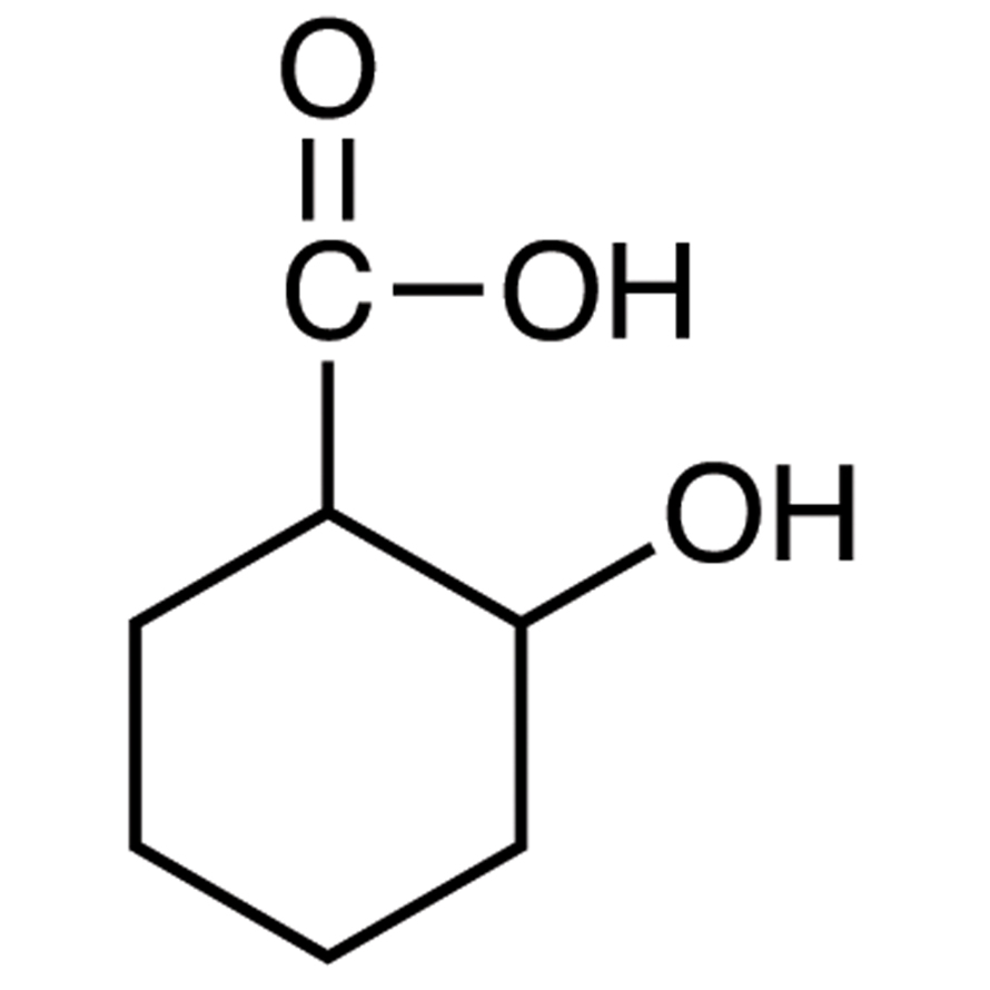 2-Hydroxycyclohexanecarboxylic Acid (cis- and trans- mixture)