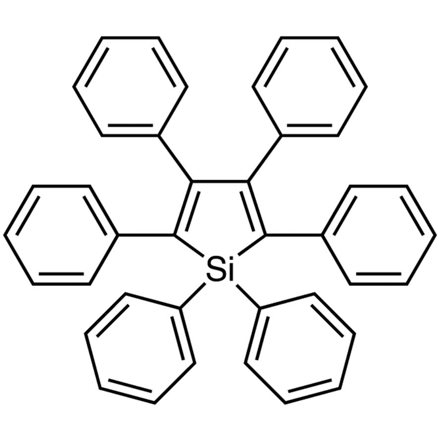 1,1,2,3,4,5-Hexaphenylsilole