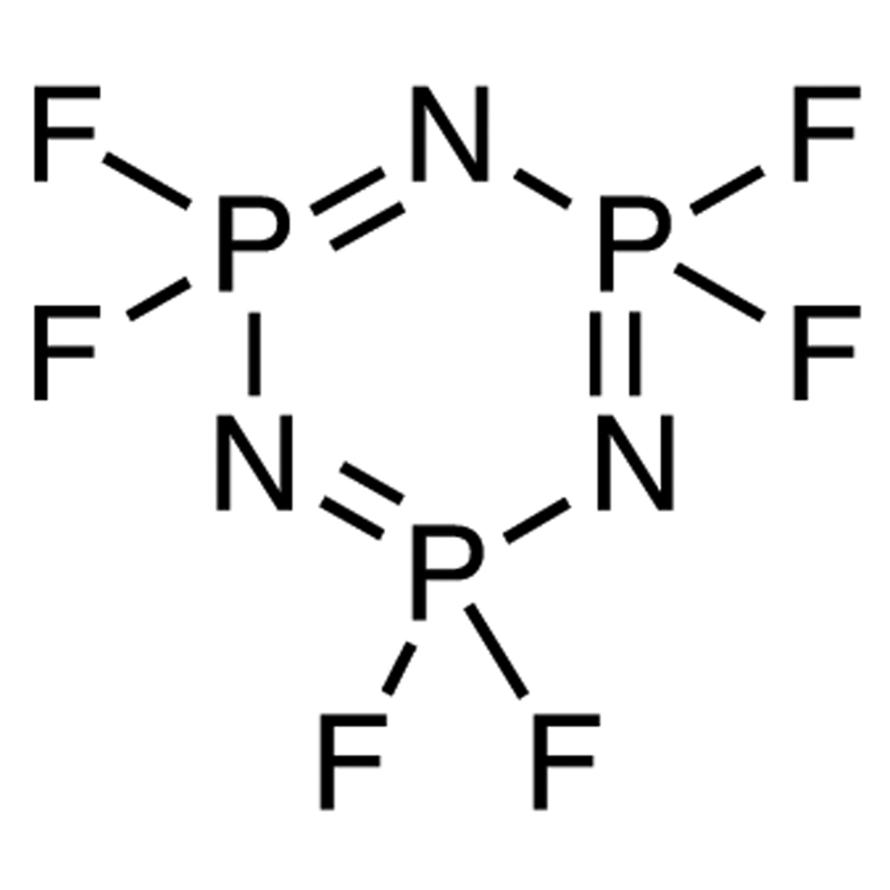 Hexafluorocyclotriphosphazene