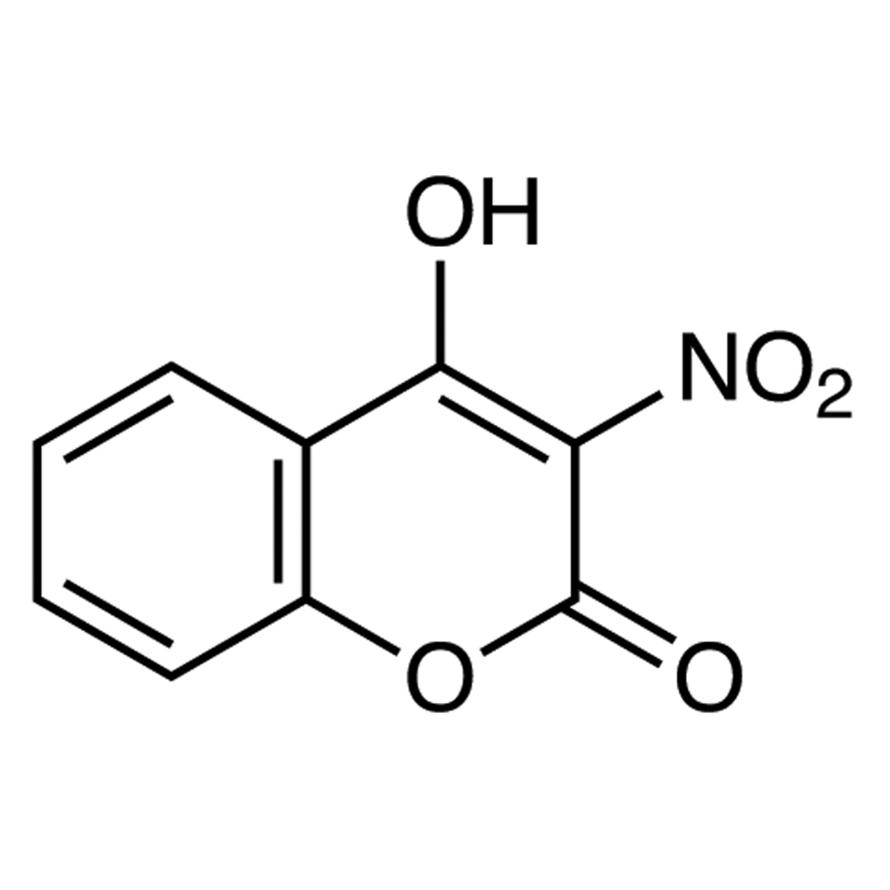 4-Hydroxy-3-nitrocoumarin