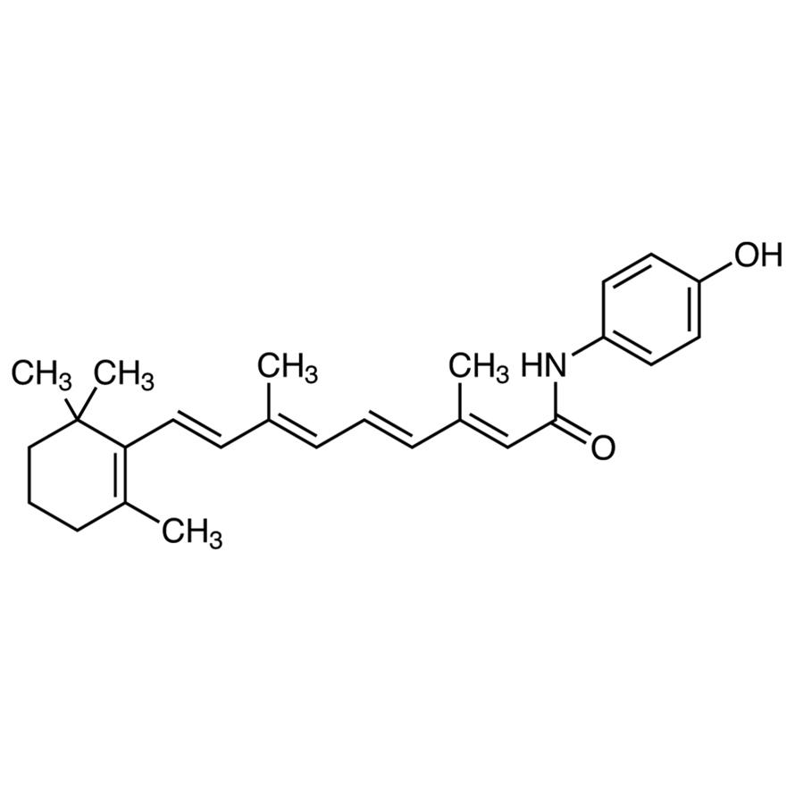 all-trans-N-(4-Hydroxyphenyl)retinamide