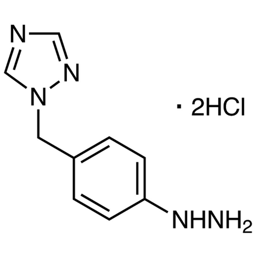 1-(4-Hydrazinobenzyl)-1H-1,2,4-triazole Dihydrochloride