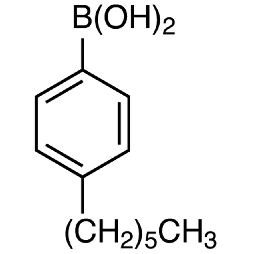 4-Hexylphenylboronic Acid (contains varying amounts of Anhydride)
