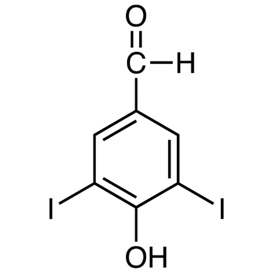 4-Hydroxy-3,5-diiodobenzaldehyde