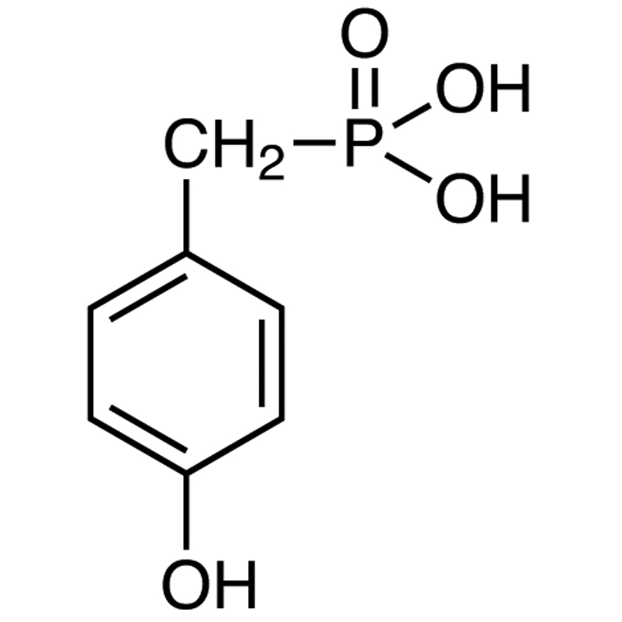 (4-Hydroxybenzyl)phosphonic Acid