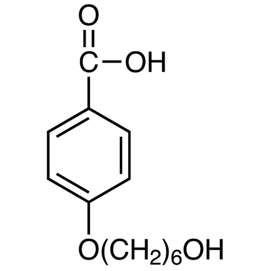 4-(6-Hydroxyhexyloxy)benzoic Acid