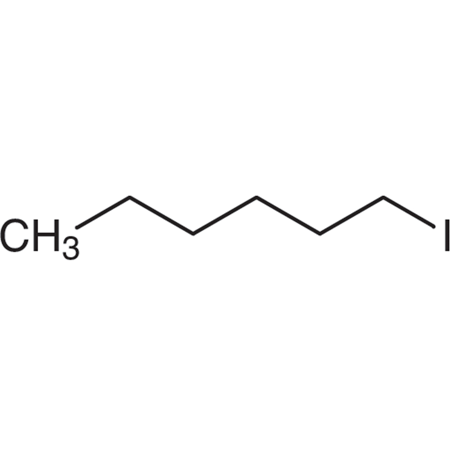 1-Iodohexane (stabilized with Copper chip)