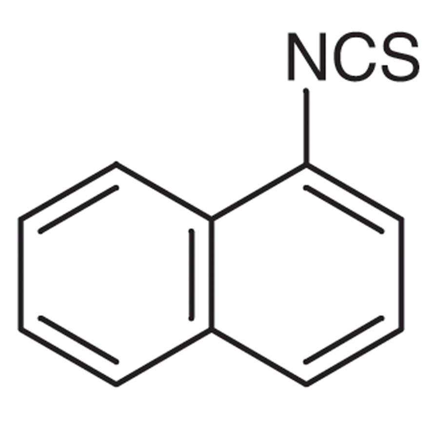1-Naphthyl Isothiocyanate