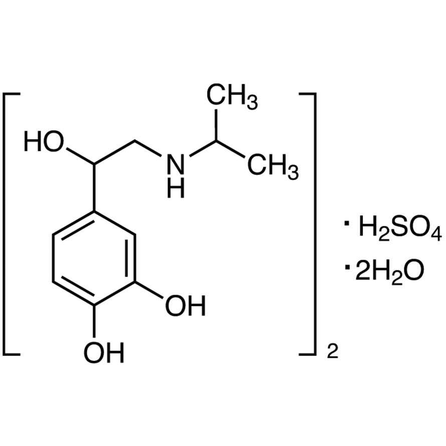 Isoproterenol Sulfate Dihydrate