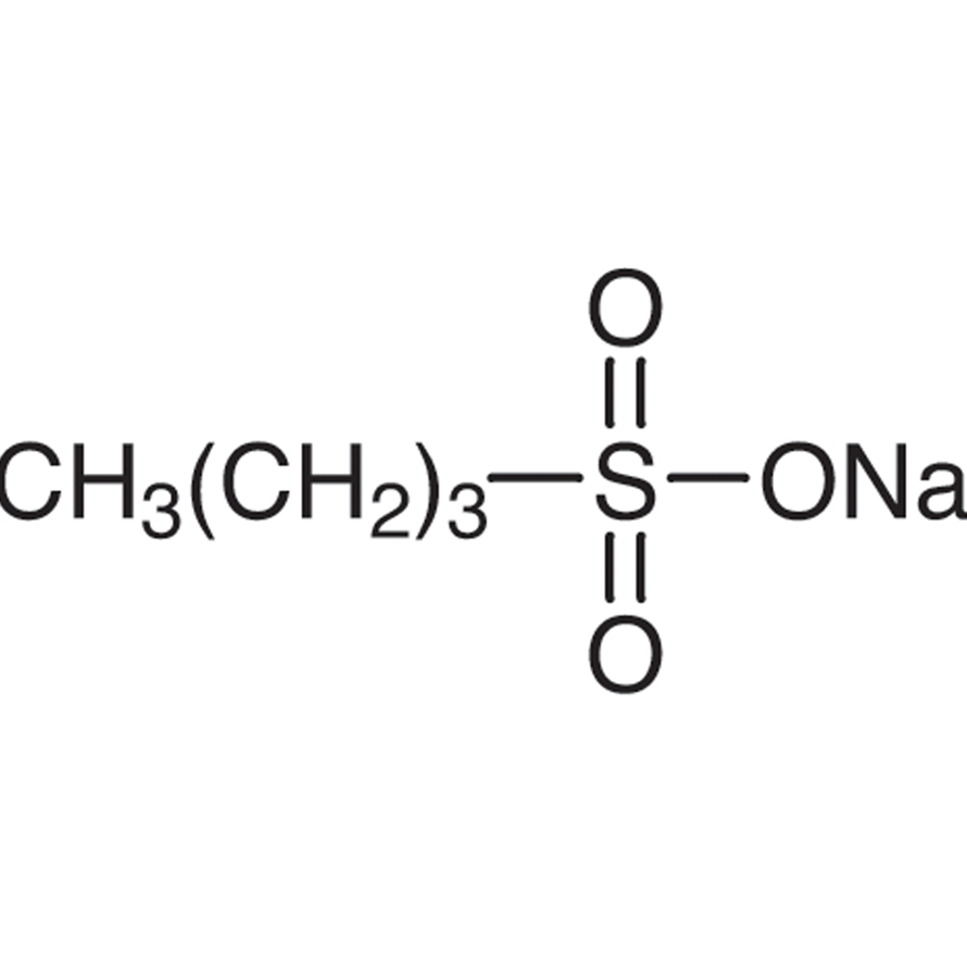 Sodium 1-Butanesulfonate [Reagent for Ion-Pair Chromatography]