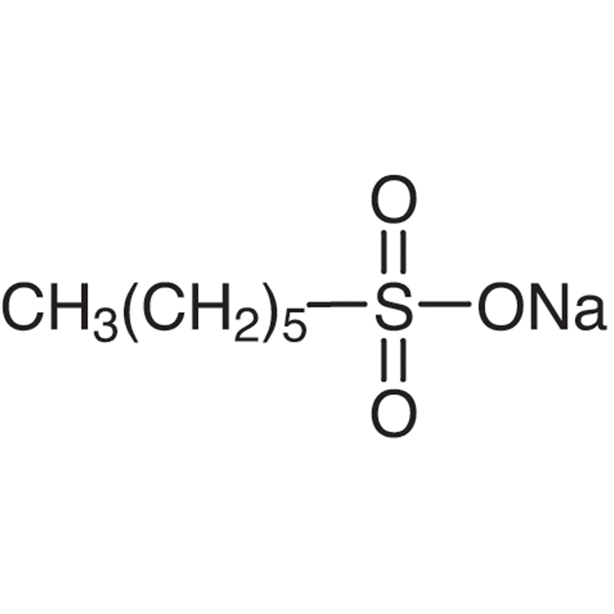 Sodium 1-Hexanesulfonate [Reagent for Ion-Pair Chromatography]