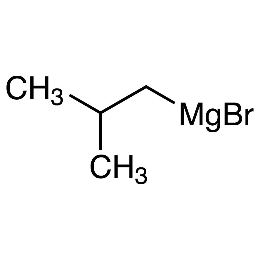 Isobutylmagnesium Bromide (17% in Tetrahydrofuran, ca. 1mol/L)